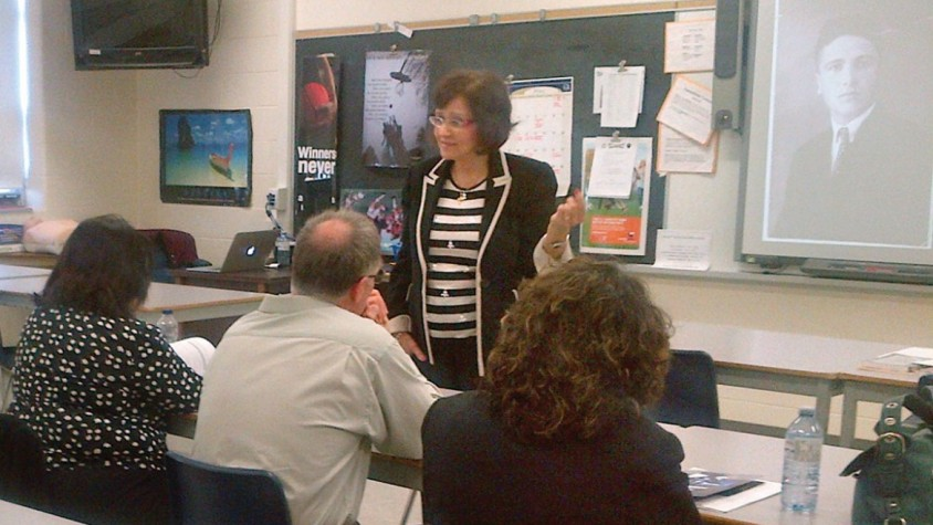 Workshop teaches educators about the Holodomor