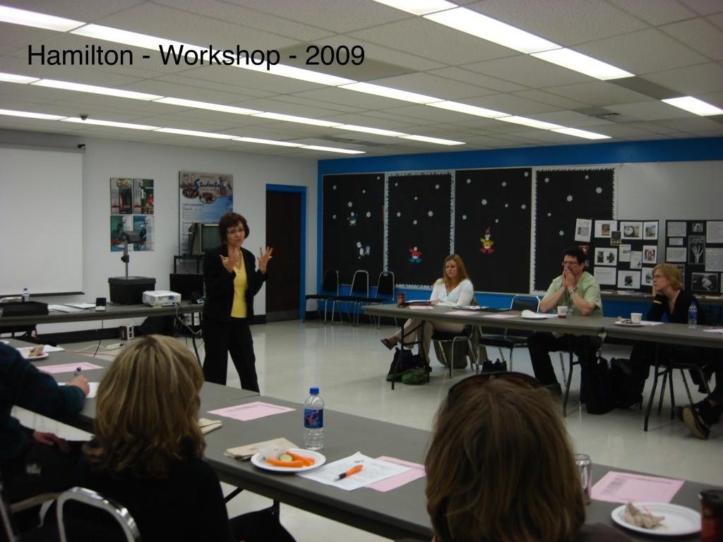 HWDSB – Hamilton-Wentford District School Board – Equity Workshop May 2009