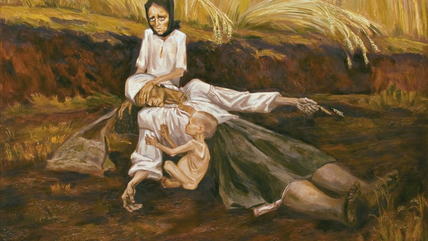 81st commemoration of the Holodomor