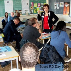 TDSB – Toronto District School Board – PD Day
