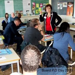 TDSB – Toronto District School Board – PD Day