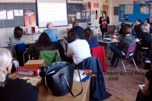 TDSB – Toronto District School Board – PD Day – February 2009