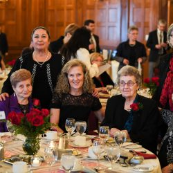 Holodomor Survivor families during the commemorative dinner at the Fort Garry Hotel