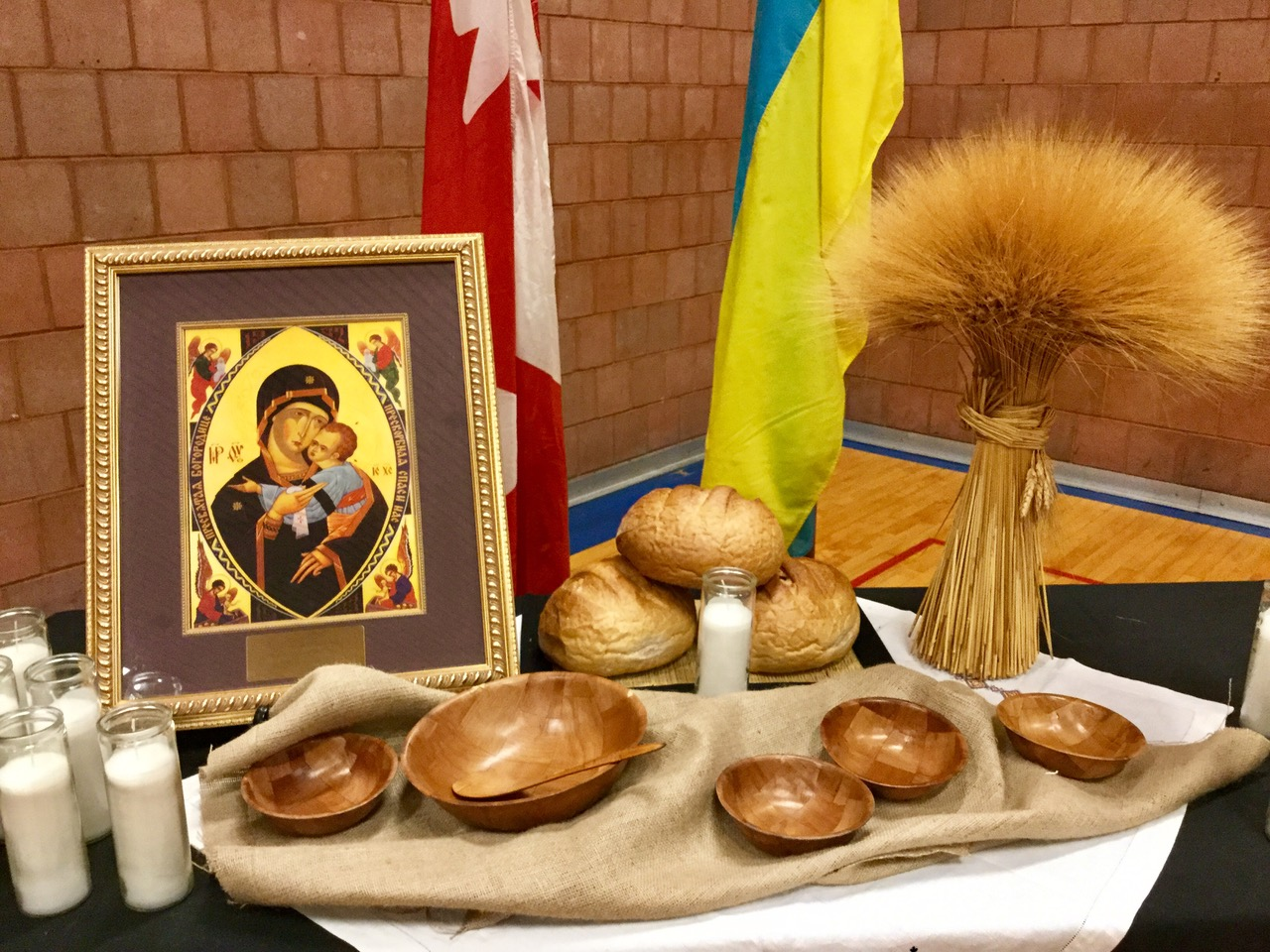 Holodomor 'one of the darkest chapters in human history'