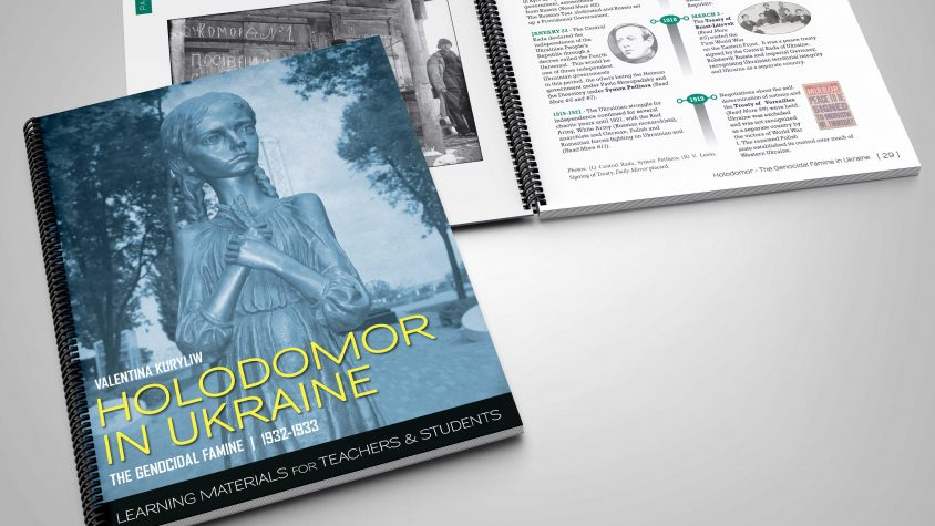 Much Anticipated Teaching Resource on the Holodomor Genocide  Now Available