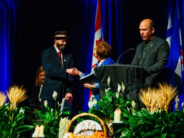 Toronto District School Board Genocide Teacher Awarded Top HREC Educator Prize at Holodomor Memorial Unveiling