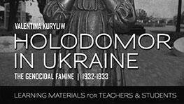 BOOK REVIEW: Resource for teachers and students about the Holodomor