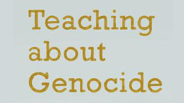 Holodomor Article In Valuable New Genocide Teaching Resource Published in the USA and Britain