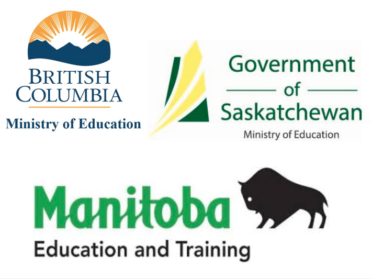 Ministers of Education from British Columbia, Saskatchewan and Manitoba respond to the National Holodomor Education Committee Chair of the Ukrainian Canadian Congress