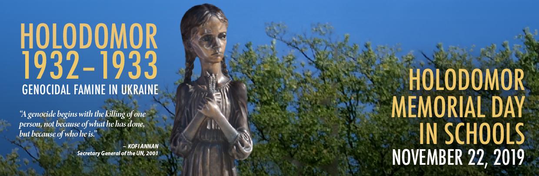 Holodomor Memorial Day 2019