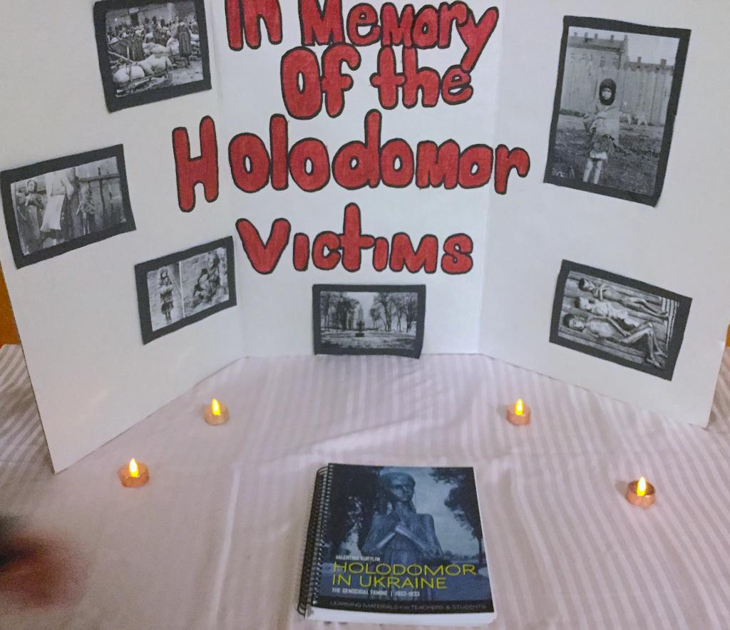 in memory display