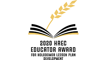 2020 HREC Educator Award for Holodomor Lesson Plan Development Winners Announced
