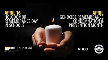 April 16 is Holodomor Remembrance Day in Schools