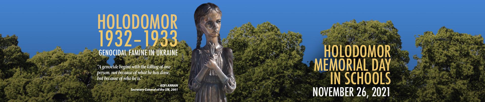 Holodomor Memorial Day 2021