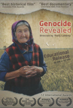 Genocide Revealed- DVD - Yurij Luhovy